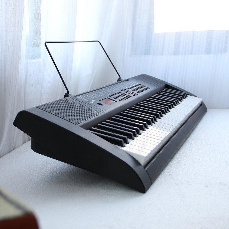 深港电子琴 61键 儿童入门初学电子琴专业教学钢琴键图片