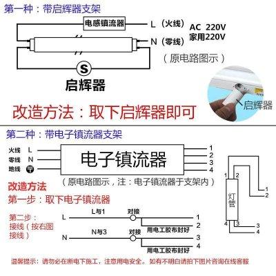 t8日光灯节能灯管双端超亮玻璃灯管 t8双端单灯管【不含支架】0.