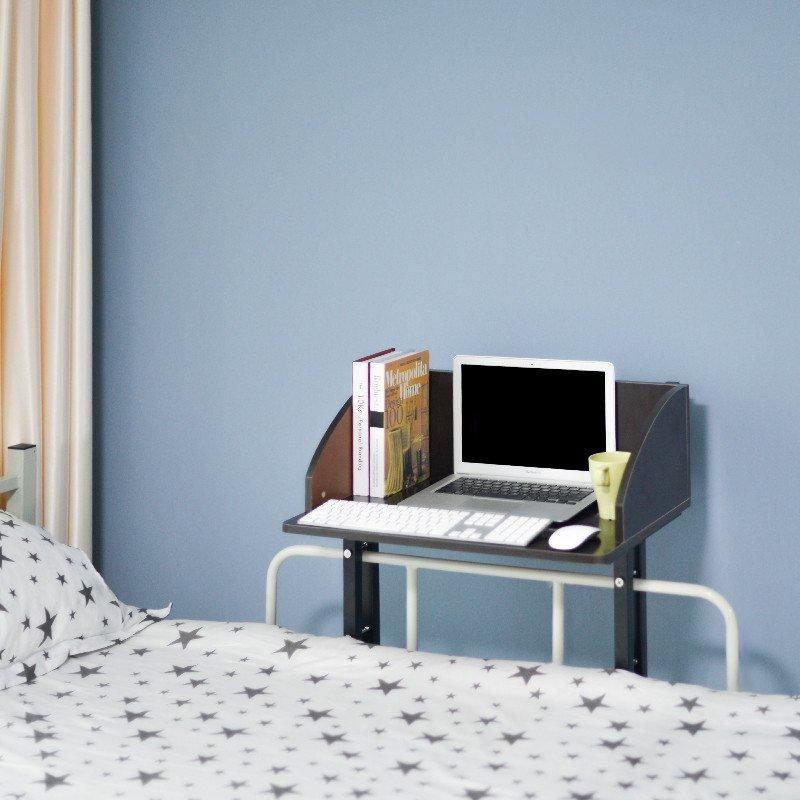 华舍 大学生宿舍神器床上用笔记本电脑桌寝室上铺学习图片