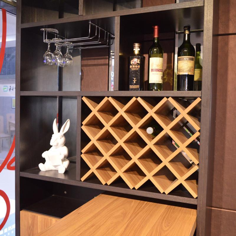 室尚维家 包邮家用酒柜吧台一体桌子 餐厅客厅隔断柜现代简约时尚宜图片
