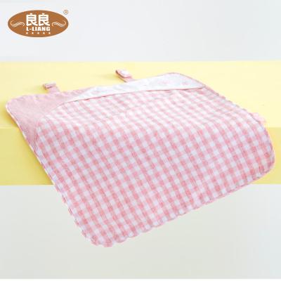 良良 嬰兒枕巾 0-3月抱寶寶手臂枕頭巾夏季喂奶新生兒哺乳套袖