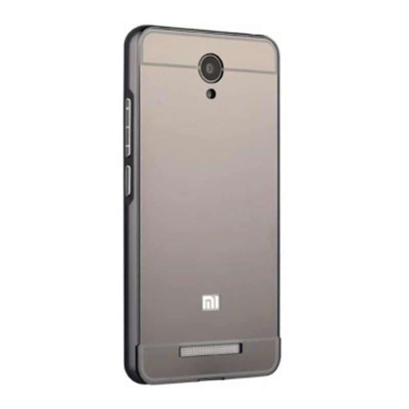 ebkad 小米红米note2镜面金属边框后盖推拉手机壳 小米红米note3手机