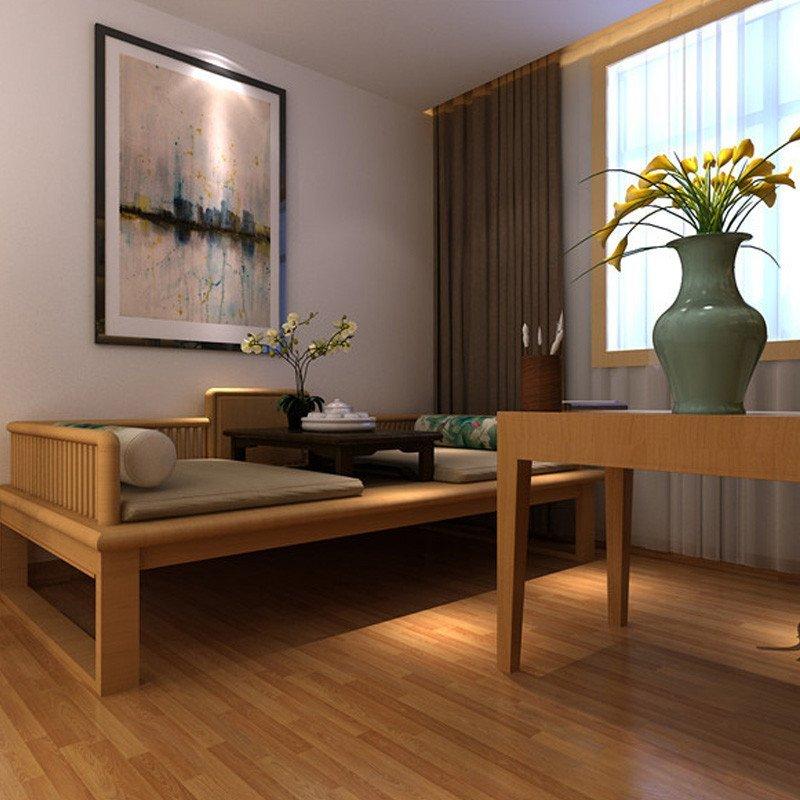 东易日盛 郑州普罗旺世 精选装修设计案例 新中式风格