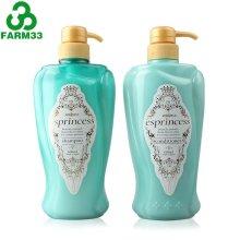 资生堂(SHISEIDO)esprincess公主魔法香气洗发水护发素洗护套装 600ml*2瓶 所有发质通用 温和清洁