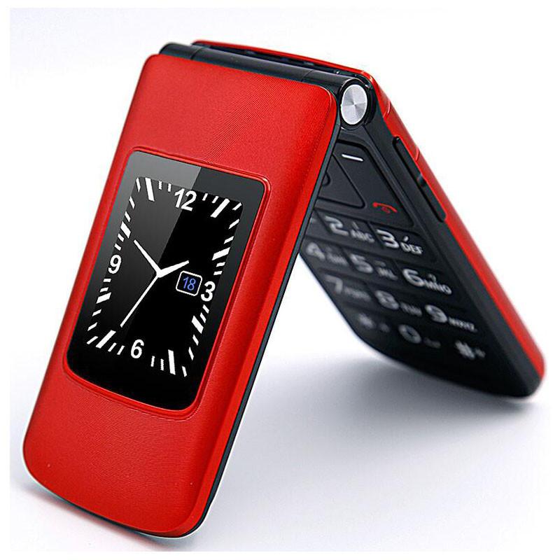 老人机翻盖老年手机