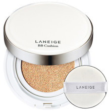 Laneige 兰芝气垫BB霜15g*2 21号自然色 SPF50+ PA+++ 定妆遮瑕 适合各种肤质