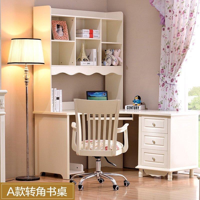 拉菲伯爵 书桌 电脑桌 欧式书桌 韩式书桌 田园书桌 书房家具 儿童
