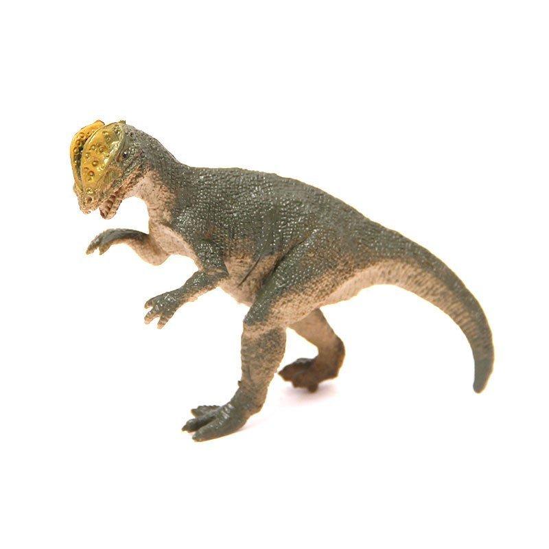 戟龙塑胶模型玩具侏罗纪造型动物玩偶