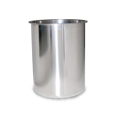 锦厨乐 商用奶茶店绵绵冰机 专用原装不锈钢加厚冰桶 冰柱桶