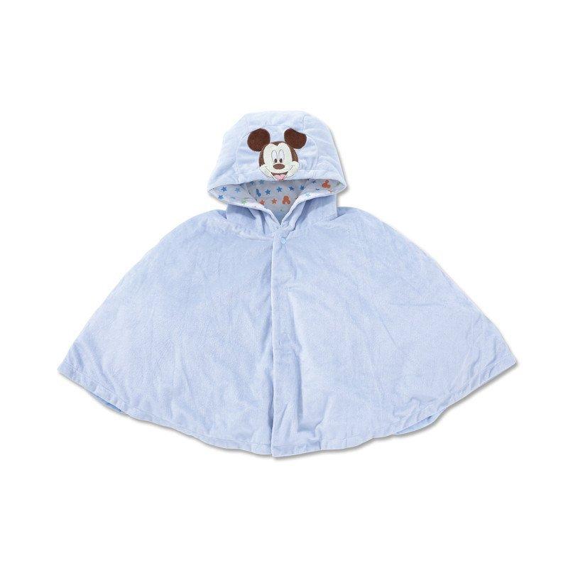 迪士尼宝宝 婴幼儿斗篷 柔软披风 春秋款