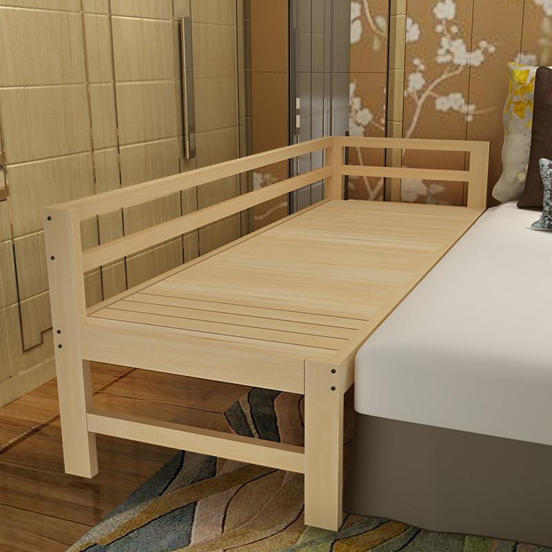 简易床安装步骤图