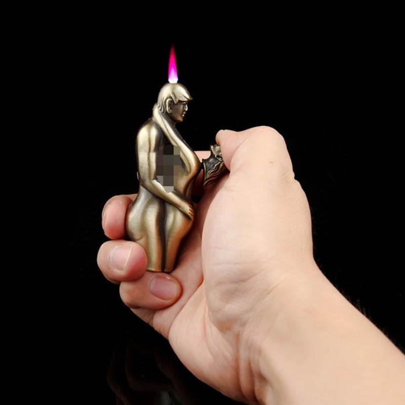 个性新奇特造型情趣玩件男女打火机 七夕节礼物送男友送女友