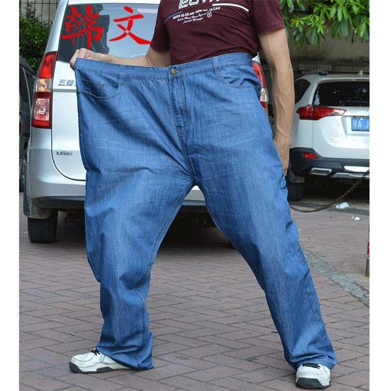 加肥加大裤子