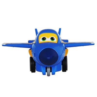 奥迪双钻 超级飞侠迷你公仔玩偶 儿童玩具 变形迷你机器人小飞机 710