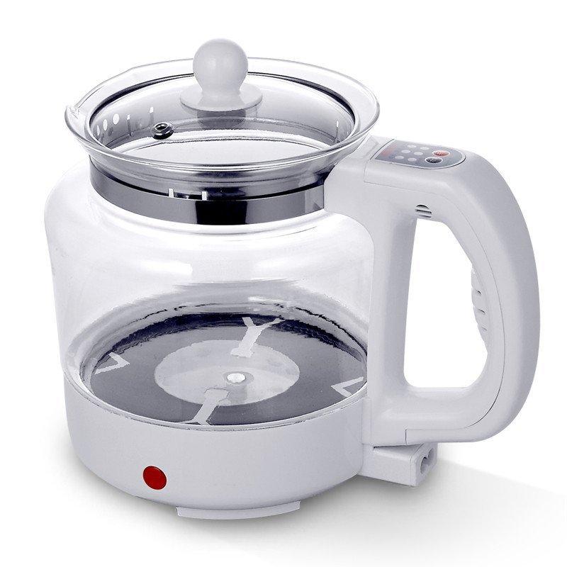 色小�9nl�.��l#Zz�_尊卓zz-m5 玻璃养生壶电煮茶壶全自动花茶壶一体煎药壶1.