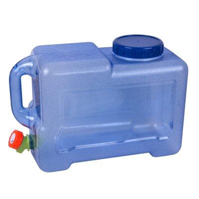 蒙拓嘉 戶外PC儲水桶自駕游四方車載露營水桶家用儲水器野餐燒烤旅游飲用裝備