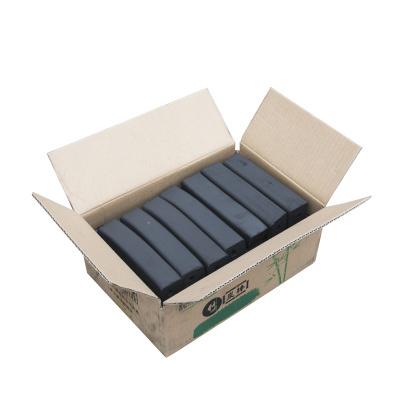 蝶烤香烧烤燃料取暖户外烧烤专用机制碳无烟 商用木炭10斤装