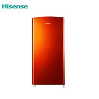 海信(Hisense) BC-150/E 150升 单门冰箱 小冰箱 抗菌保鲜 低能耗 小体积大作为
