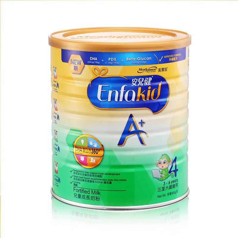 美赞臣安儿健A+ 4段奶粉