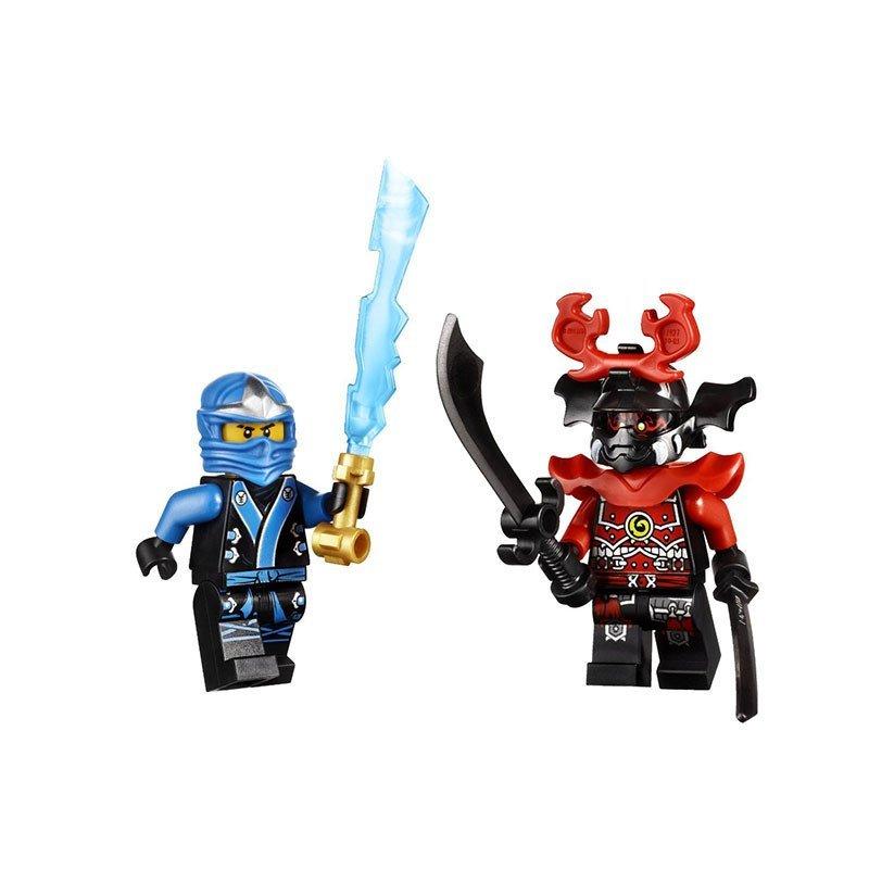 lego/乐高 幻影忍者 l70501 武士摩托车
