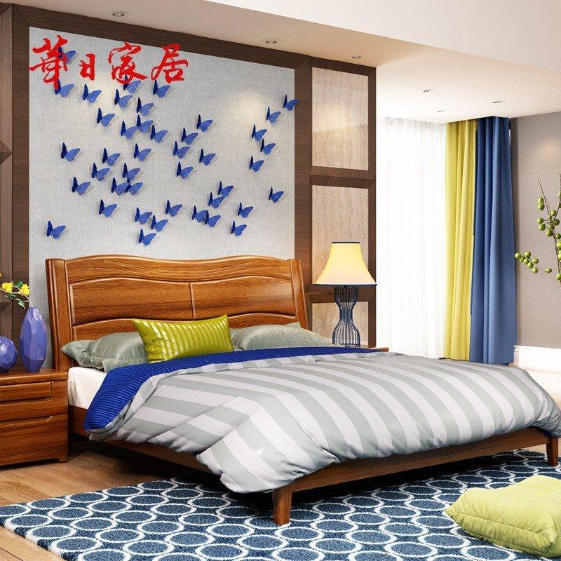 金丝檀木现代中式实木