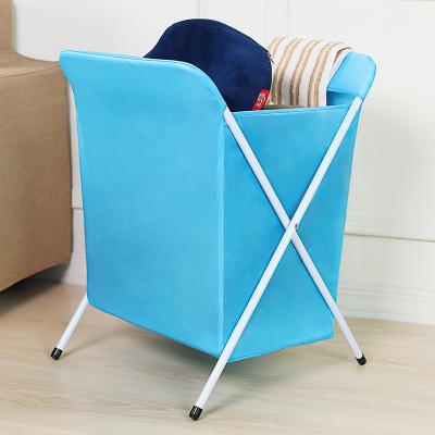 艾格調臟衣籃 折疊臟衣簍儲物桶大號臟衣服收納筐布藝家用洗衣籃S5