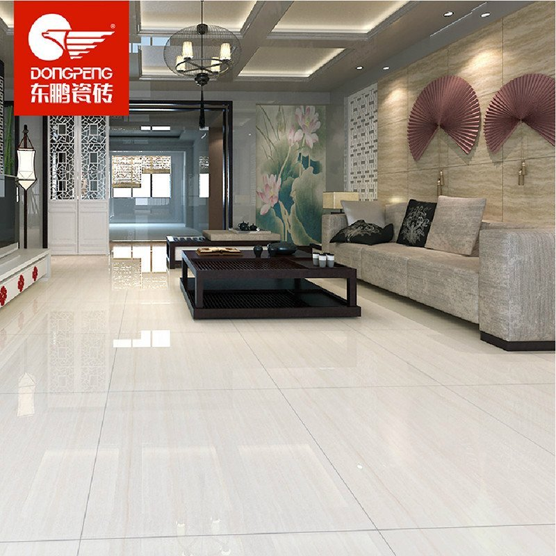 东鹏瓷砖 意大利木纹 玻化砖抛光砖600x600客厅地砖yg