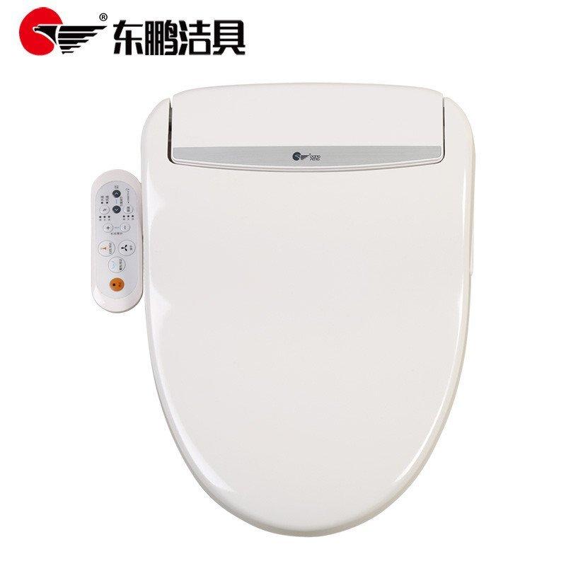 东鹏智能马桶盖 电动加热洁身器冲洗器 智能盖板g109