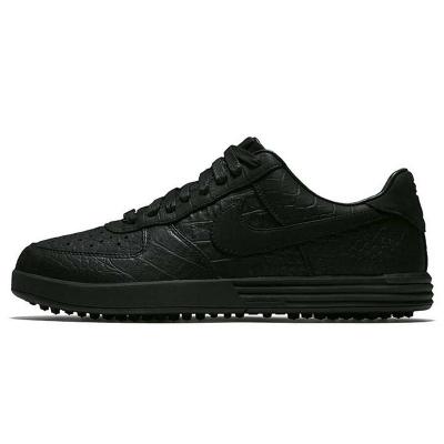 NIKEGOLF真皮耐克高爾夫球鞋男款高爾夫鞋男士鞋子844547-003運動男鞋