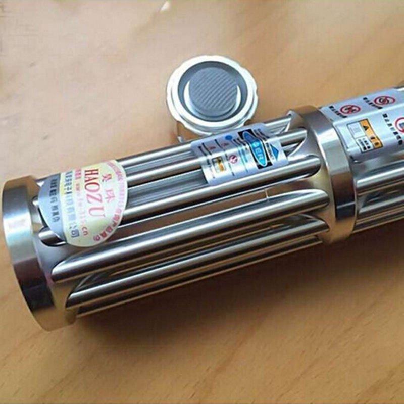 加特林b017大功率激光手电蓝光激光灯 满天星镭射灯防身 户外远射可打图片