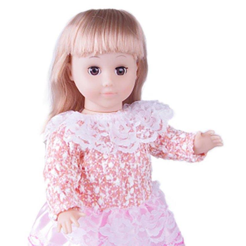 超级逗逗会说话的智能芭比娃娃会跳舞走路对话洋娃娃儿童玩具女孩2404