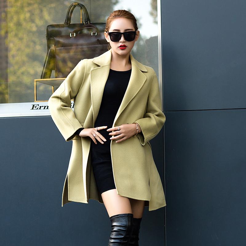 羊绒呢大衣外套女_毛呢外套 毛呢女 羊绒大衣 毛呢外套