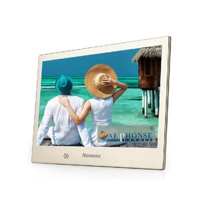 纽曼(Newsmy) D10MHD 10.1英寸数码相框 电子相框 数码相框 电子台历 高清 超薄