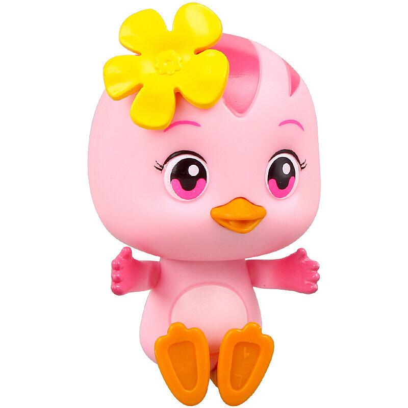 小对玩具可动变形迷你公仔音乐麦奇大宇儿童玩偶可动音乐公仔迷你朵朵