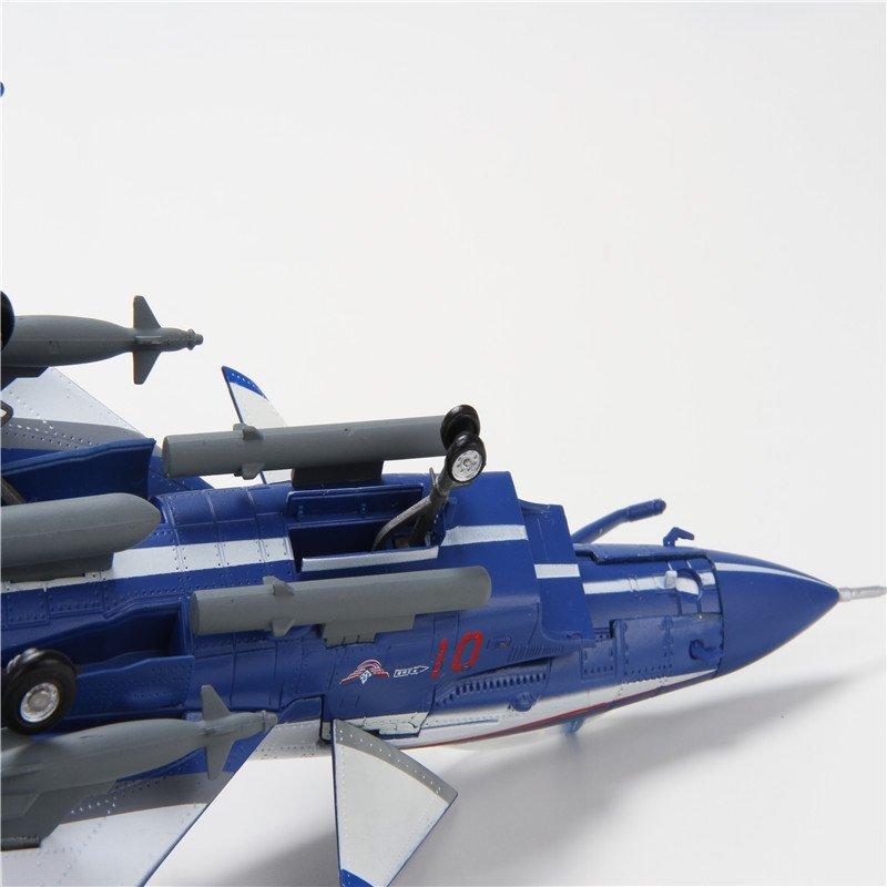 1:60歼10飞机模型 仿真合金金属拼装模型