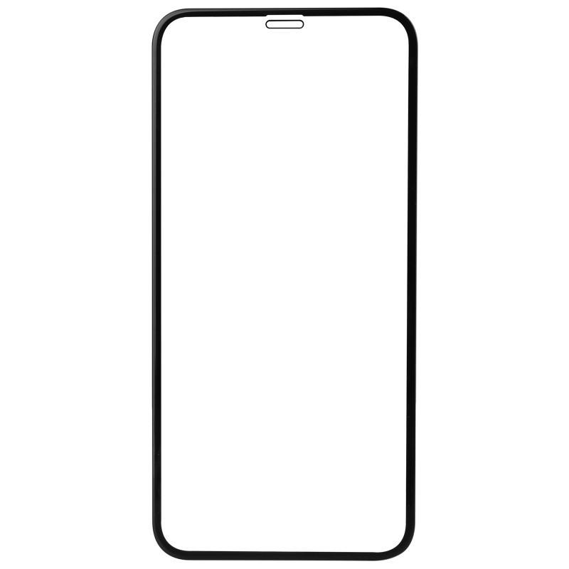 捷力源 苹果x二强钢化膜/手机保护膜/贴膜/钢化玻璃膜/9h硬度/防爆膜