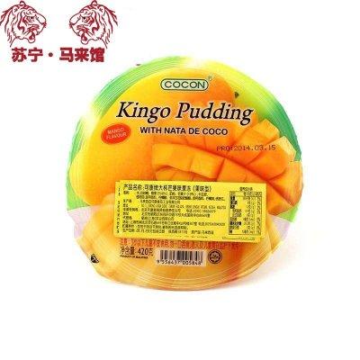 馬來西亞館 可康/Cocon 大杯果凍 (果味型) 芒果味 420g*1杯