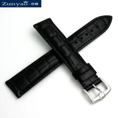 尊耀表帶 真皮表帶 適用各品牌男女手表 適配卡西歐 高性價比 升級款 小牛皮