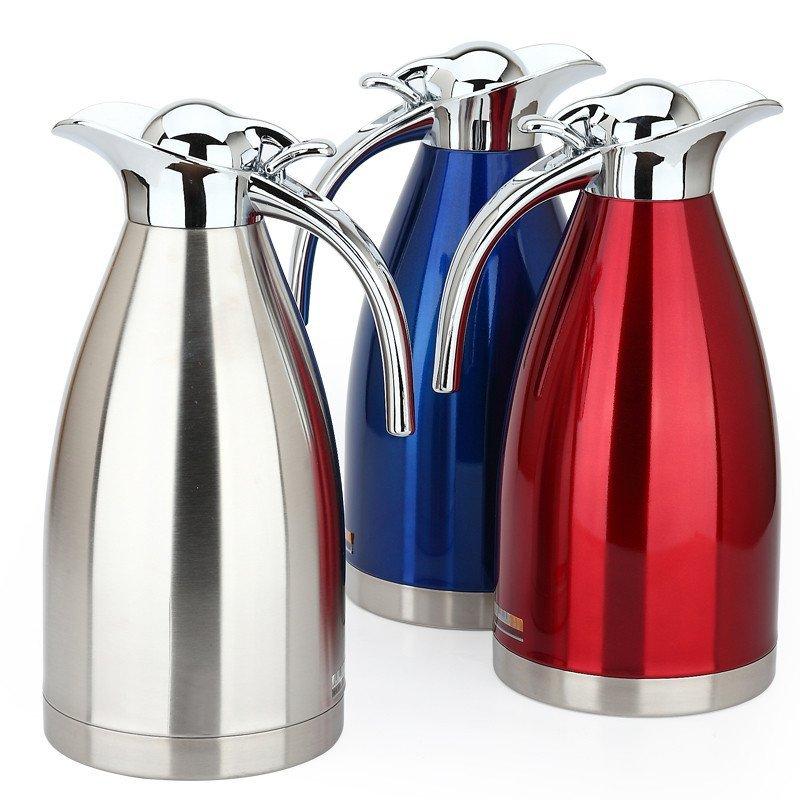 不锈钢真空热水壶保温瓶