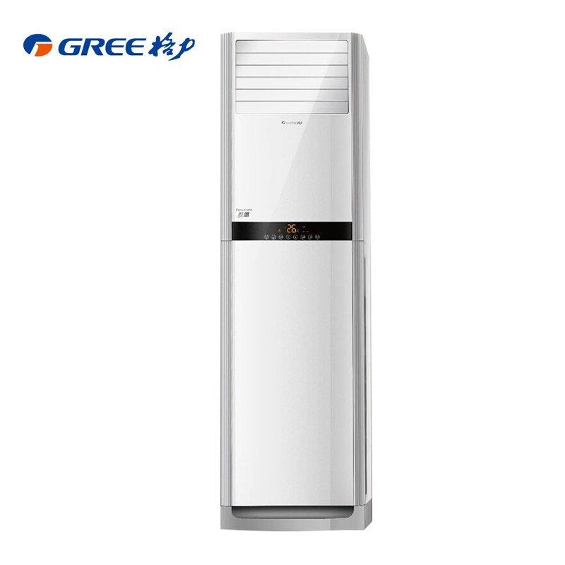 格力(gree) 3匹 定频 悦雅 立柜式单冷空调(白色) kf