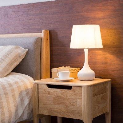 索菲亞珀爾床頭臺燈簡約現代家庭用書房家具套裝客廳燈臥室燈其它浪漫座燈燈具溫馨風格