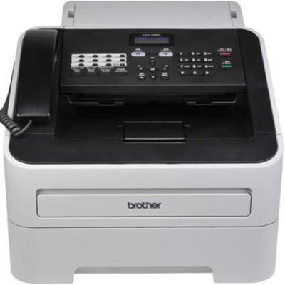 兄弟(brother)FAX-2990 黑白激光多功能傳真一體機帶話筒柄 家庭企業辦公