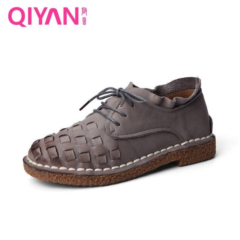 2016春夏新款欧美复古风纯手工编织制作鞋面舒适透气高弹性柔软耐磨
