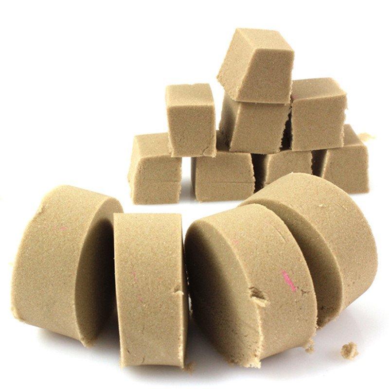 太空海绵沙3d活力动力玩具沙彩泥益智玩具diy彩沙橡皮
