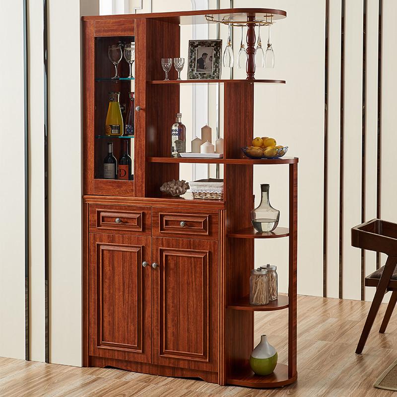 酒柜隔断柜美式  客厅酒柜隔断效果图专区提供最新的客厅酒柜隔断装修