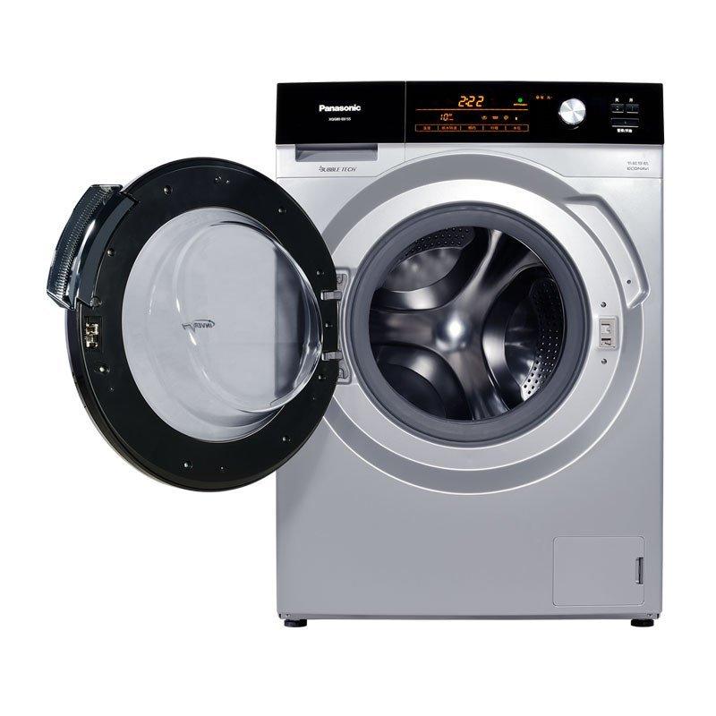松下滚筒洗衣机xqg80-e8155