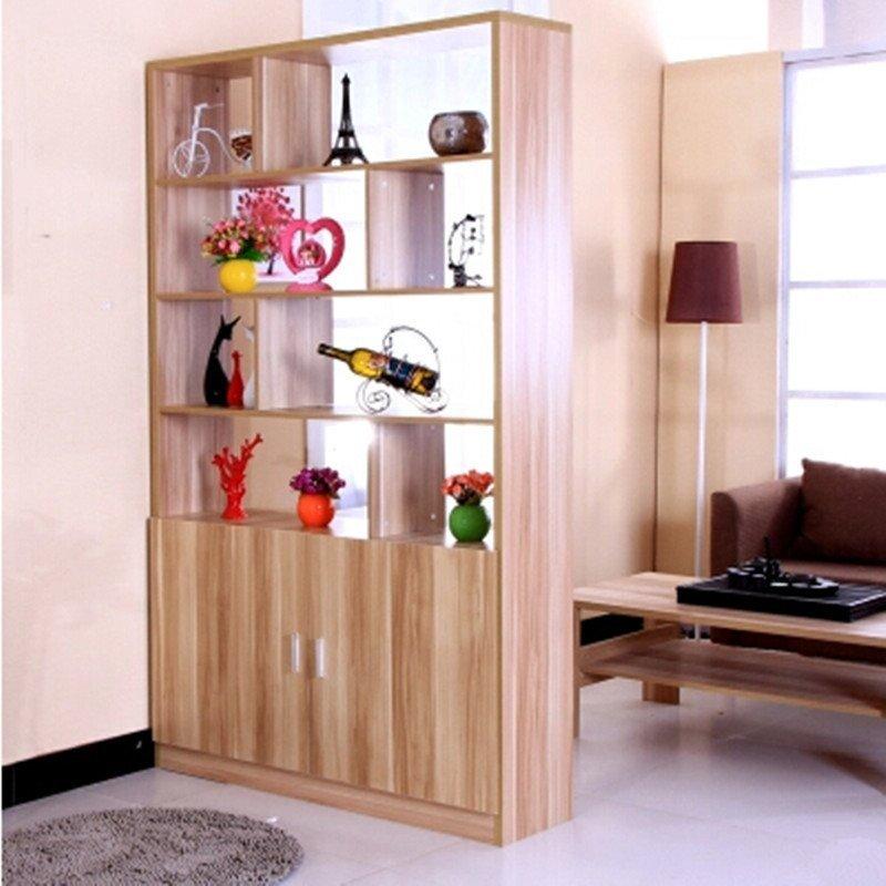 苏鼎简约酒柜 板式大容量酒柜 展示柜 置物柜 客厅屏风柜 隔断柜 门厅