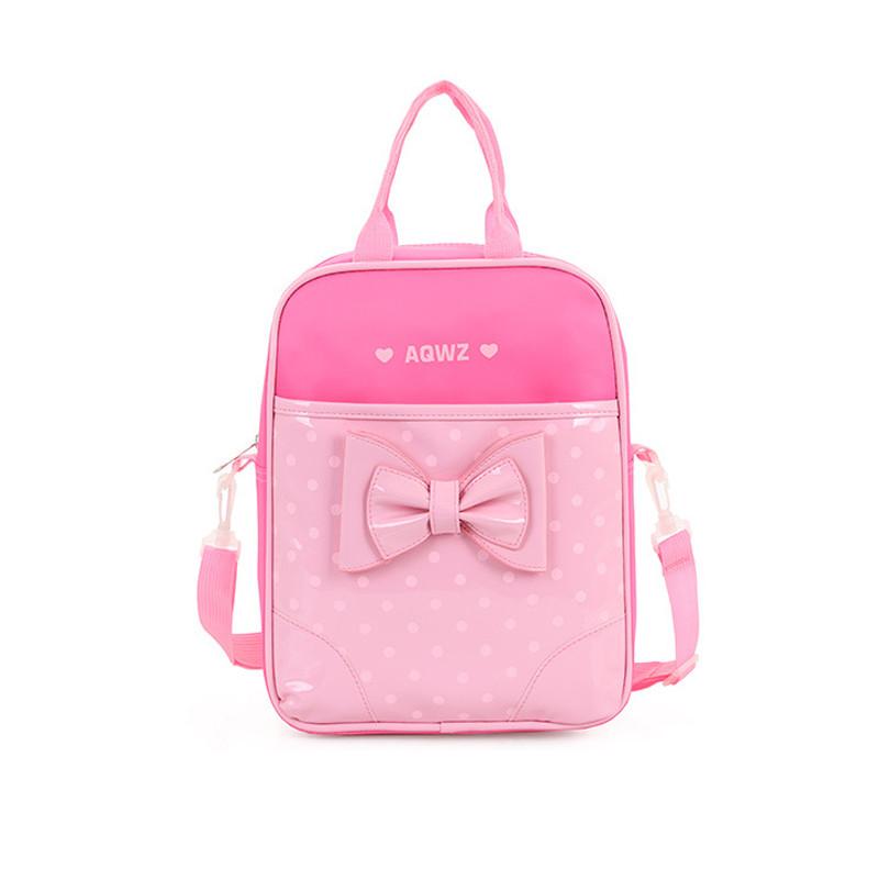 新款小学生书包女 可爱女童双肩背包1-3-6年级公主护脊儿童书包配手提