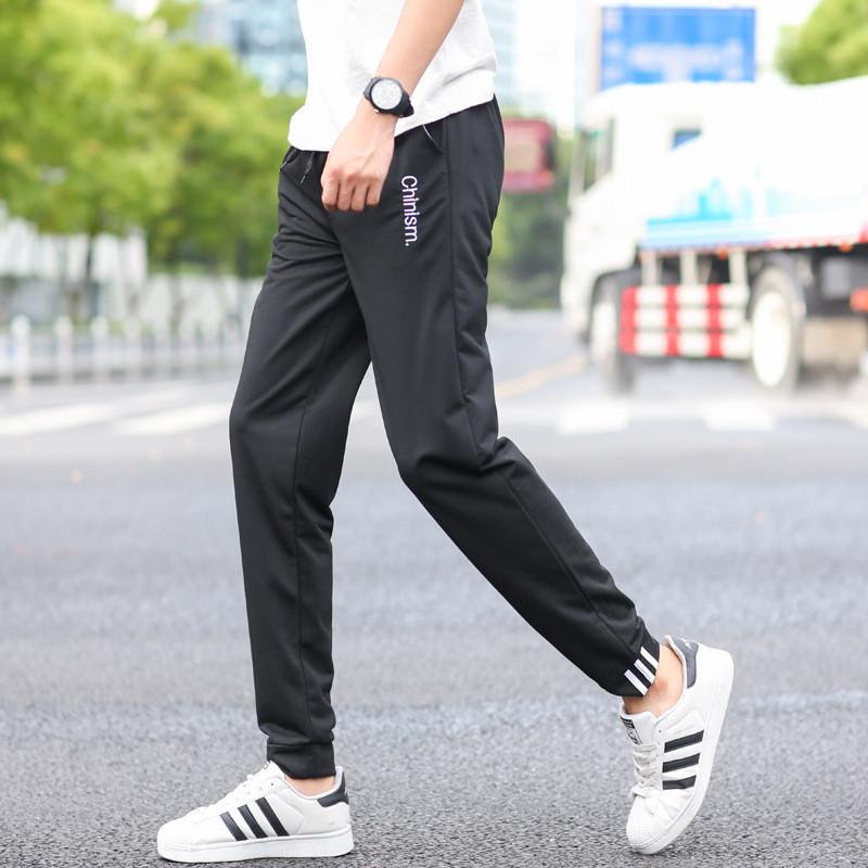 宽松运动裤男长裤