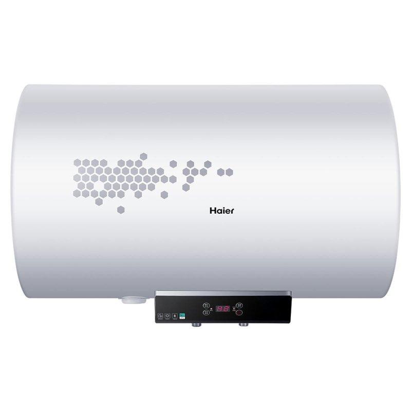 海尔(haier)60升电热水器 ec6002-d 红外无线遥控 简约控制面板